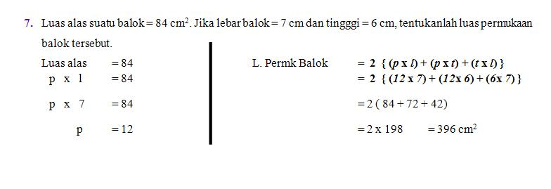 beberapa soal diambil dari http://www.e-dukasi.net & buku seribu pena